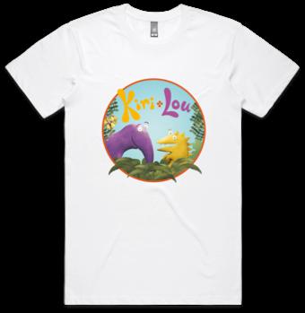 Kiri and Lou t-shirt design